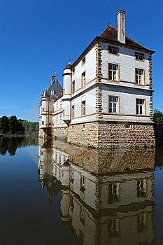 Roantic Castle Stock Image - Image: 15832841
