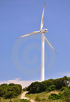 Windmill Stock Images - Image: 15836704