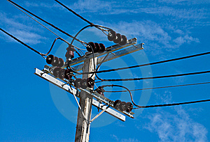 Power Supply Stock Image - Image: 15836941