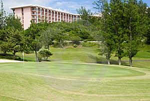 Resort Golf Stock Photography - Image: 15837402