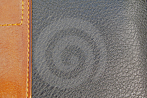 Leather Textured Stock Image - Image: 15840511