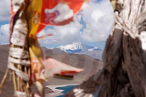 Lake In Tibet, China Royalty Free Stock Images - Image: 15843609