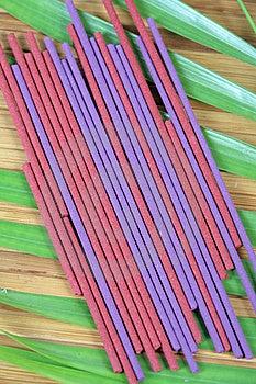 Herbal Fragrance Sticks Background Stock Photography - Image: 15844352