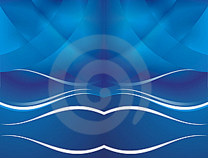 Abstract Background Blue Royalty Free Stock Image - Image: 15845496