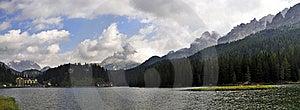 Landscape Dolomites Royalty Free Stock Images - Image: 15846109