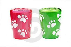 Plastic Cups Stock Photo - Image: 15847060