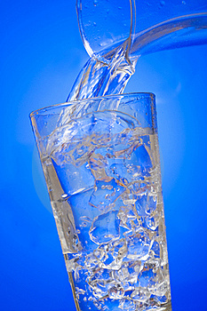 Fresh Water Stock Image - Image: 15847671