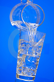 Fresh Water Royalty Free Stock Photography - Image: 15847727
