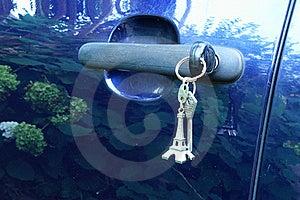 Car Keys Royalty Free Stock Image - Image: 15850046