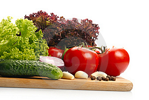 Fresh Vegetables Stock Photo - Image: 15850870