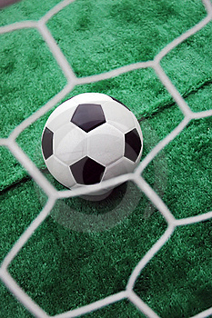 Soccer Turf Royalty Free Stock Photography - Image: 15851757