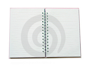 Note Book Royalty Free Stock Image - Image: 15853126