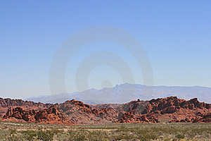 Valley Of Fire Nevada Stock Image - Image: 15854811