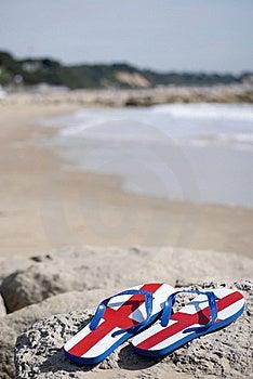 English Beach Royalty Free Stock Image - Image: 15860126