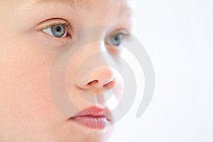 Portrait Of A Child Stock Photo - Image: 15861910