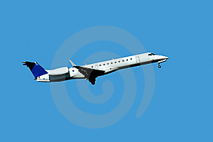 Passenger Jet Stock Images - Image: 15862794