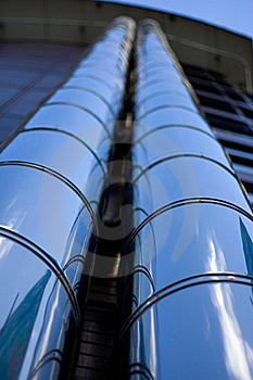 Industrial Metal Pipes Royalty Free Stock Images - Image: 15864329