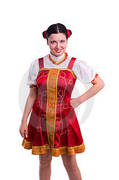Two German/Bavarian Woman Royalty Free Stock Images - Image: 15866419