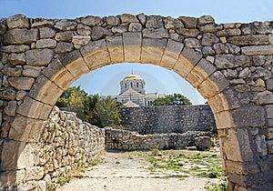 Ruins Royalty Free Stock Photo - Image: 15867145