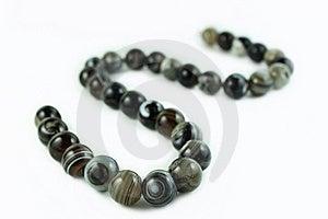 Stone Beads Stock Photos - Image: 15867673