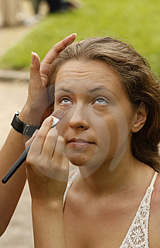 Makeup Royalty Free Stock Photo - Image: 15870115