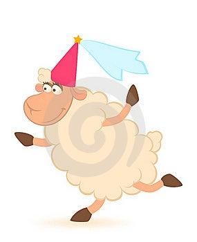Princess Of Sheep Royalty Free Stock Photo - Image: 15872195