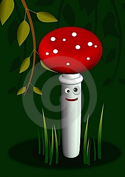 Fly Agaric Royalty Free Stock Images - Image: 15874969