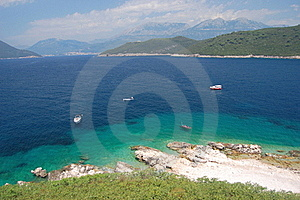 Beaches Of Montenegro Royalty Free Stock Photos - Image: 15875628