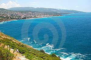 Beaches Of Montenegro Royalty Free Stock Photos - Image: 15875668