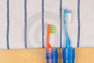 Travel Tooth Brush Royalty Free Stock Photo - Image: 15876665