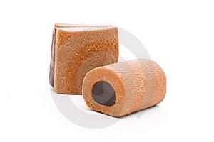 Licorice Isolated Stock Photos - Image: 15877293