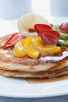 Pancakes Stock Photography - Image: 15879952