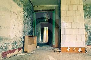 Abandoned Room Stock Photos - Image: 15883923