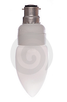 Energy Saving Lightbulb Stock Photo - Image: 15886350