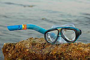 Snorkeling Equipment Royalty Free Stock Photos - Image: 15886508