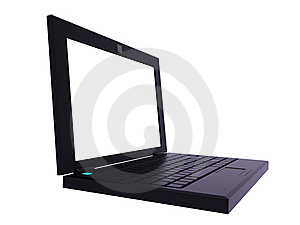 Clear Laptop Design Stock Photo - Image: 15887400