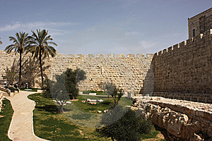Jerusalem Old City Royalty Free Stock Images - Image: 15890099