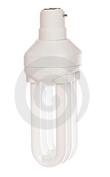 Energy Saving Lightbulb Stock Images - Image: 15890984