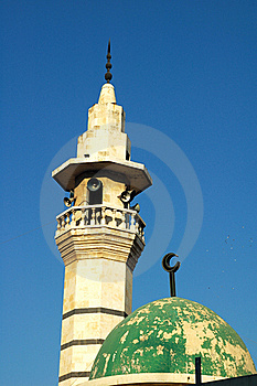 Old Mosque In Syria Stock Images - Image: 15891124