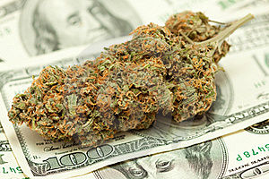 Drug Money Royalty Free Stock Image - Image: 15893046