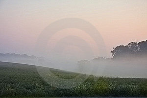 Early Morning Fog Stock Photography - Image: 15893292