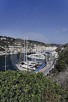 France, Corsica, Bonifacio Royalty Free Stock Photos - Image: 15893488