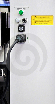 Electric Manufacturing Equipment Royalty Free Stock Photos - Image: 15895048