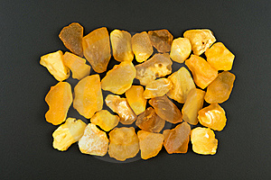 Baltic Amber Stock Images - Image: 15896104