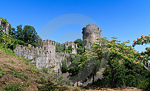 Old Fortress Royalty Free Stock Photo - Image: 15897805