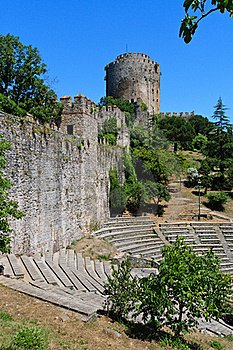 Old Fortress Royalty Free Stock Photo - Image: 15897815