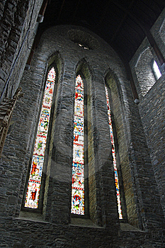 Inside Church Stock Photo - Image: 15898620