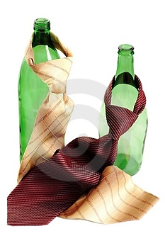 With Ties Stock Photos - Image: 1591483