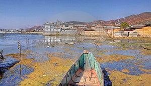 Erhai Lake Dali Royalty Free Stock Images - Image: 15900659