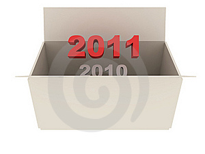 Numbers In Box Royalty Free Stock Photo - Image: 15901285